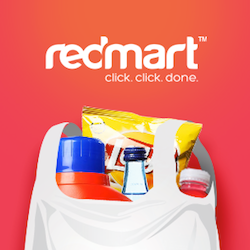 Redmart: Free Delivery when you order S$30 or more for your first order and 10% off Coupon Code