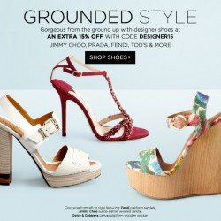 Bluefly | Designer Shoe Sale