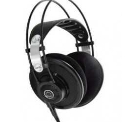 Amazon | AKG Q 701 Quincy Jones Signature Reference-Class Premium Headphones