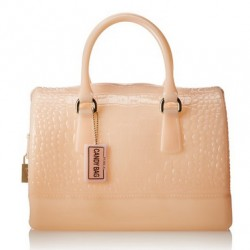 Amazon | Furla Candy M Satchel Top Handle Bag, Magnolia