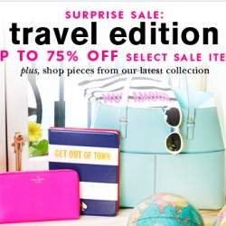 Kate Spade USA | Surprise Sale June 2014