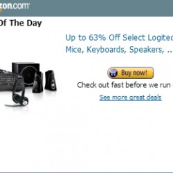 Amazon | Logitech Golden Box Deal