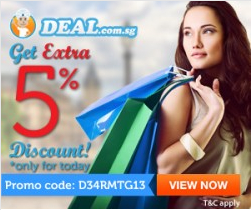 Deal.com.sg | Latest Promotion Code 2014