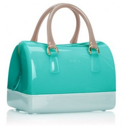 Amazon | Furla Candy Mini Satchel Top Handle Bag