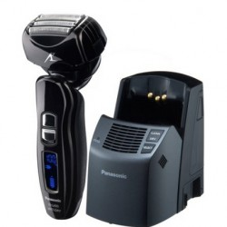 Amazon | Panasonic ES-LA93-K Arc 4 Mens Electric Shaver with Dual Motor and Cleaning