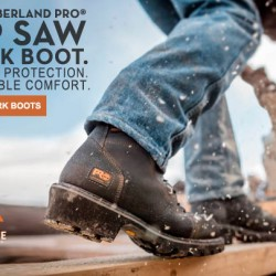 Amazon | Timberland PRO Men's Rip Saw 9 Inch WP Soft Toe Work Boot