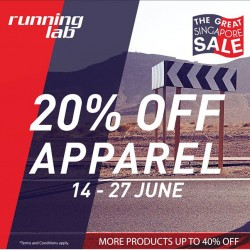 Running Lab | GSS 20% OFF running apparel