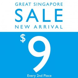 NET | GSS new arrival promotion S$9 for every 2nd pc