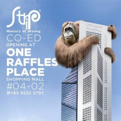 Strip | One Raffles Place Opening special 50% off