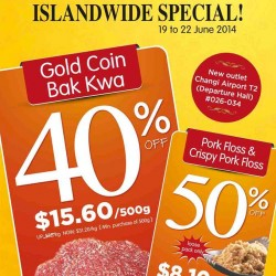 Fragrance Foodstuff | Up to 50% off Bak Kwa &Pork Floss