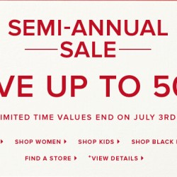Brooks Brothers USA | Semi Annual Sale