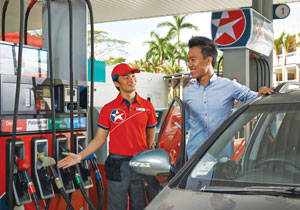 Caltex | SAF day special promotion 20% off Petrol