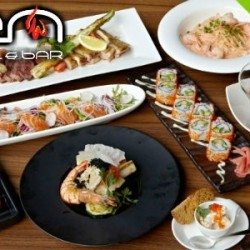 Groupon.sg | Premium Japanese 9 Course Meal at En Grill & Bar