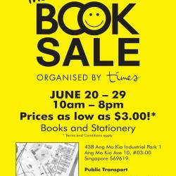 Times Bookstores | Books and stationery sales from $3!