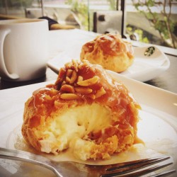 Starbucks Singapore | Salted Caramel Cream Puff Buy 1 Get 1 Free