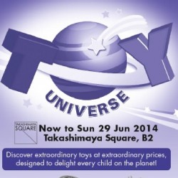 Takashimaya | Toy universe sale for kids