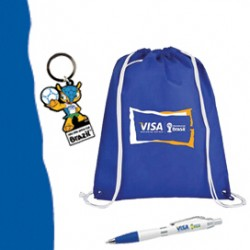 McDonald's Singapore | Shop with Visa : Free Fifa World Cup Goodie