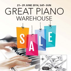 Cristofori Music | Great Piano warehouse sale 2014
