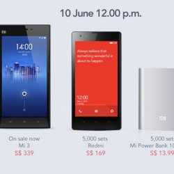 Xiaomi Singapore | Redmi, Power Banks & Accessories Sale