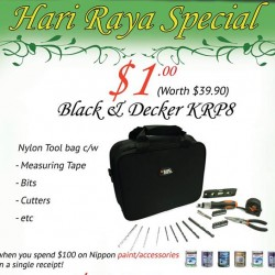 Self-fix | Hari Raya Special Buys from $1