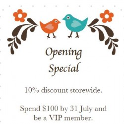 Blissfulthots | One Raffles Place opening special
