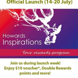Howards Storage World | Official launch of reward program