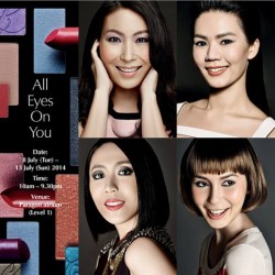 Estee Lauder | All eyes on you workshop