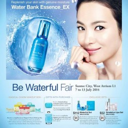 LANEIGE | Waterful Fair at Suntec City