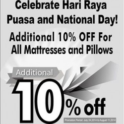 SeaHorse Singapore | Additional 10% off promotion