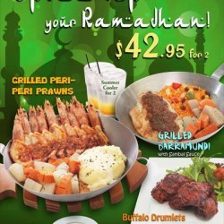 Fish&Co. | Ramadhan set menu special