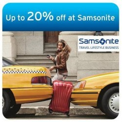 Samsonite | PRIVATE SALE Up to 20% off