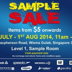 Royal Sporting House | Sample Sale from $5 onwards