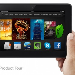 Amazon | Kindle Fire tablets Limited Time Promotion