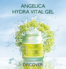 L'Occitane | Beauty Gift with purchase of Angelica item