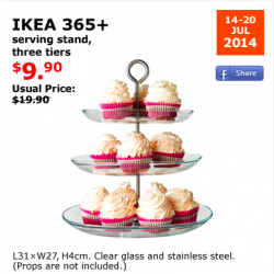 IKEA | Limited time offers July 2014