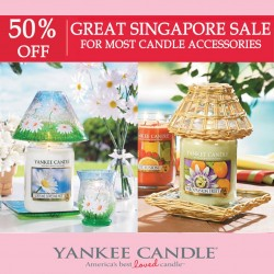 Yankee Candle Singapore | Great Singapore Sale 2014