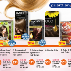 Guardian | up to 30% off hair colour products