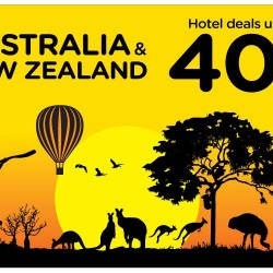AirAsiaGo | 40% off + extra 5% off hotels in Australia Or New Zealand