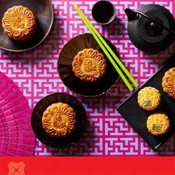 DBS | up to 25% off all mooncake boxes
