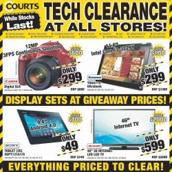Courts | Tech Clearance up to 90% off