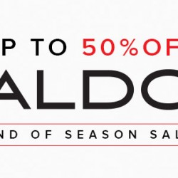 Zalora | Up to 50% off  ALDO collection