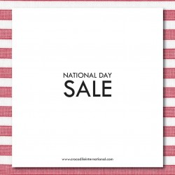 Crocodile International | National Day Sale