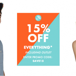 ASOS | 15% off storewide promotion code