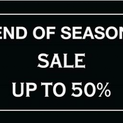 Limited Edt | End of Season Sale Up To 50% off