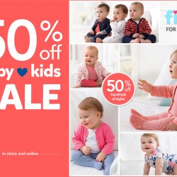 Carter's USA | 50% OFF baby and kids sale