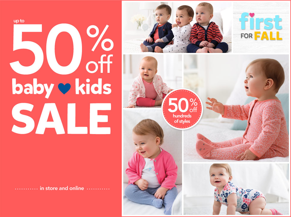 Carters coupons usa 2018