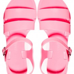 ASOS | Juju Seven Flat Jelly Sandals Sales