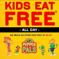 Chili's | Free kids meal with one or more adult main courses