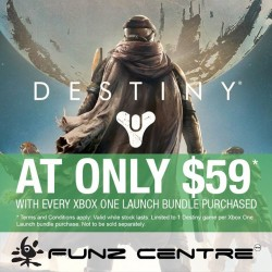Funz Centre | Pre-Order Xbox One with Destiny
