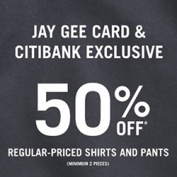 Jay Gee | 50% off at Dockers